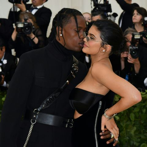 c5a5dd5d2bae Kylie Jenner Just Made This Permanent Gesture of Commitment to Travis Scott