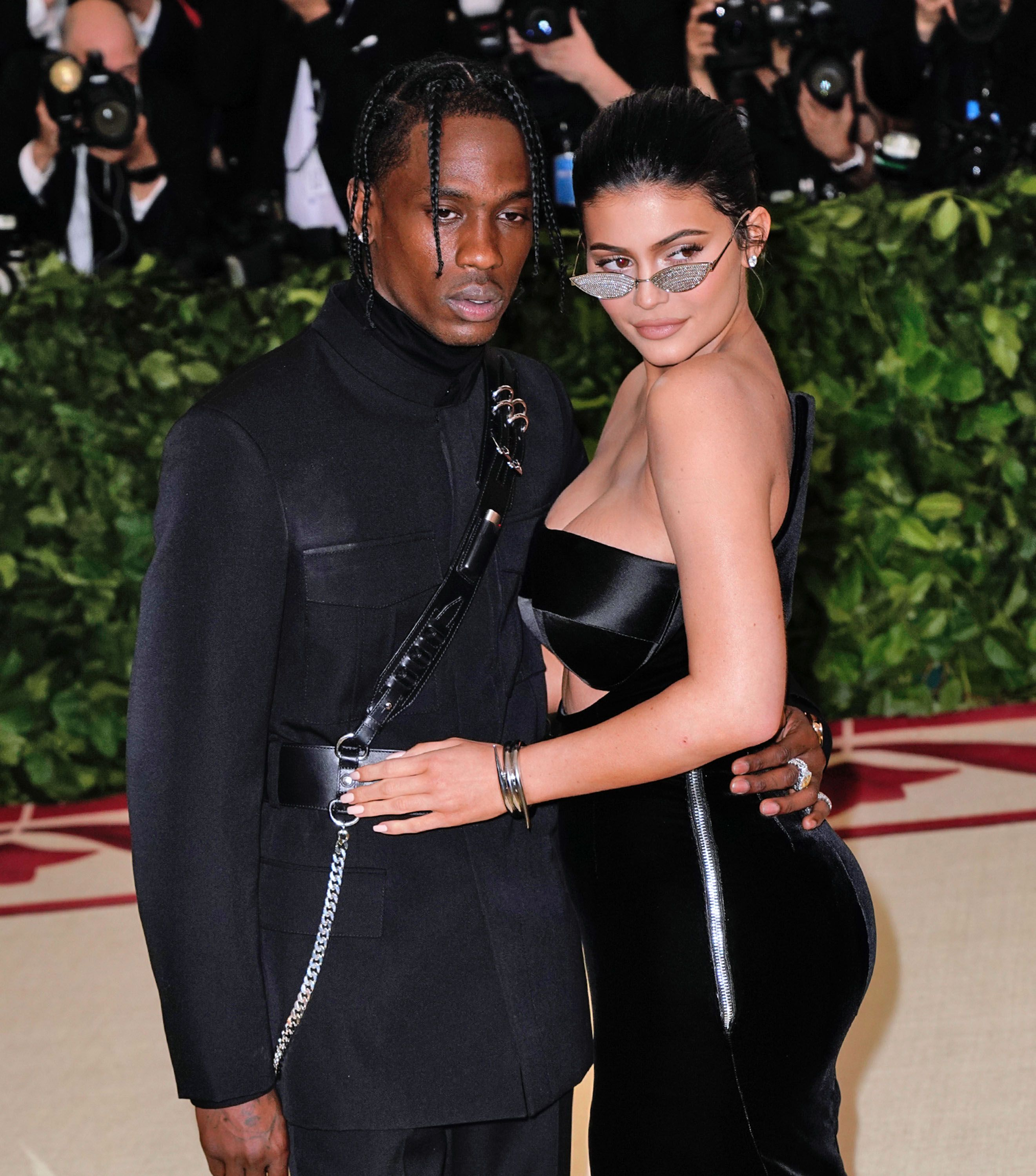 89aa3ae29010 Kylie Jenner Shed Some Light on Her and Travis Scott's Current Living  Situation