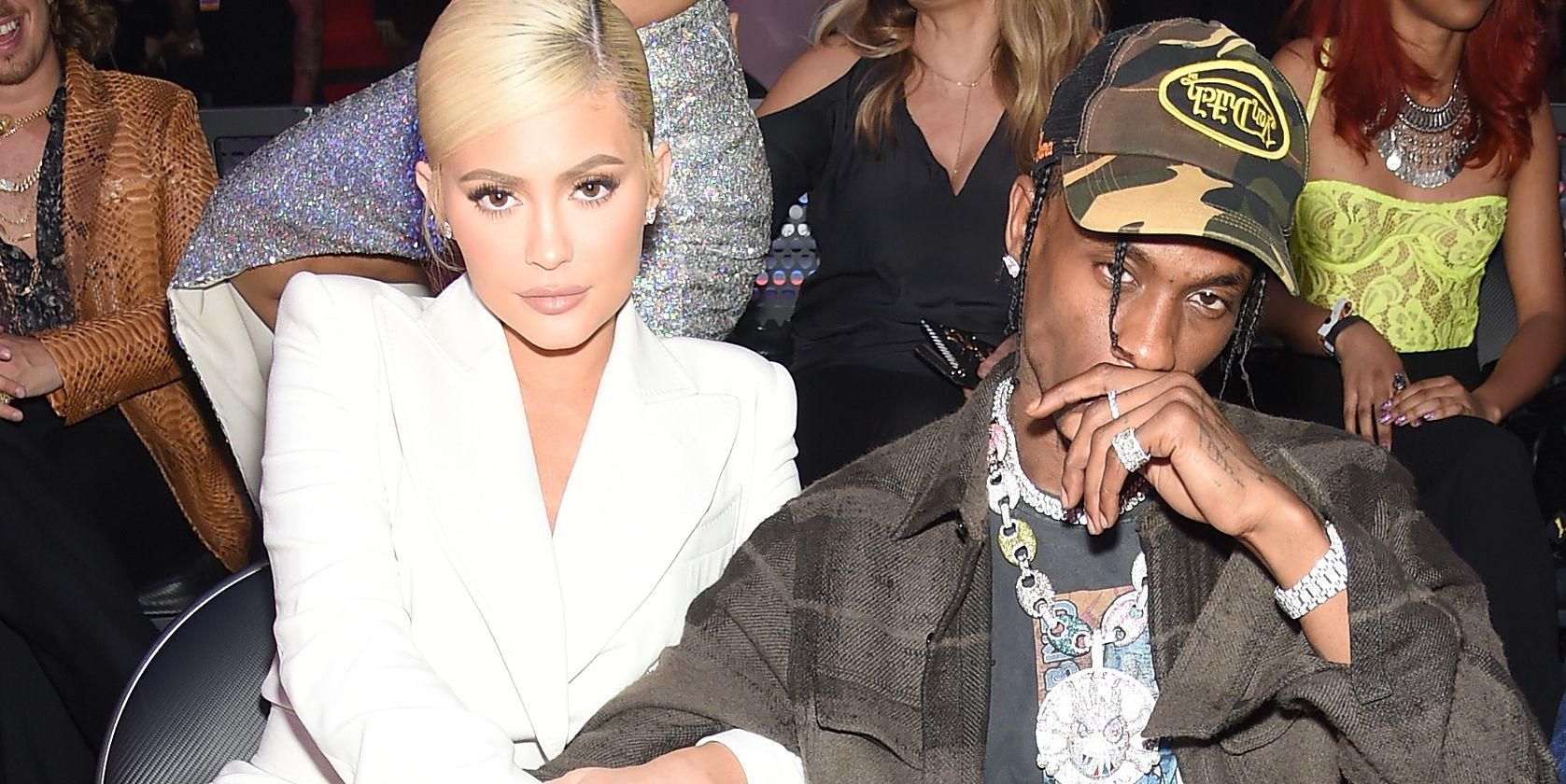 Kylie Jenner Slams Rumors That Travis Scott Is Also Feuding with Kanye West