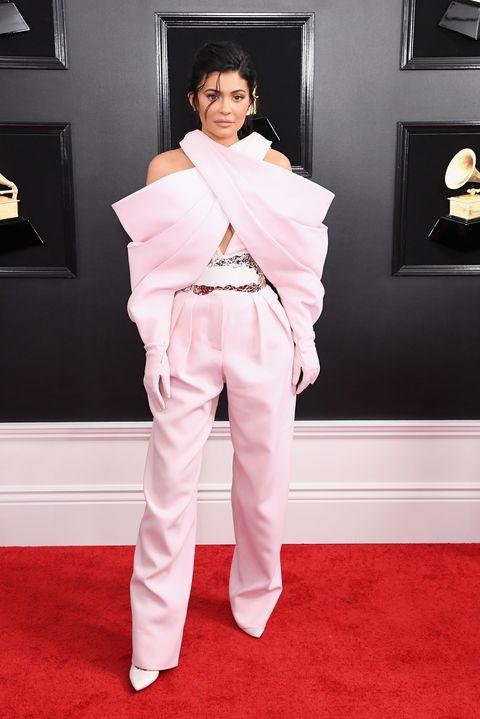 61st Annual GRAMMY Awards - Kylie Jenner