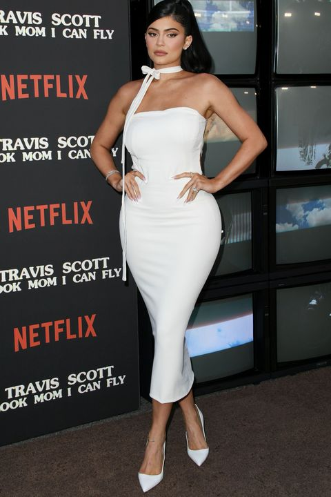 "Premiere Of Netflix's ""Travis Scott: Look Mom I Can Fly"" - Arrivals"