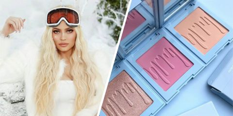 kylie cosmetics christmas collection 2018