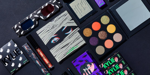 Kylie Jenner Halloween Palette 2020 Kylie Jenner is Launching a Halloween Makeup Collection   All The