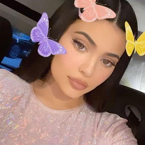 Todos Los Filtros De Instagram Que Utiliza Kylie Jenner En Sus Stories