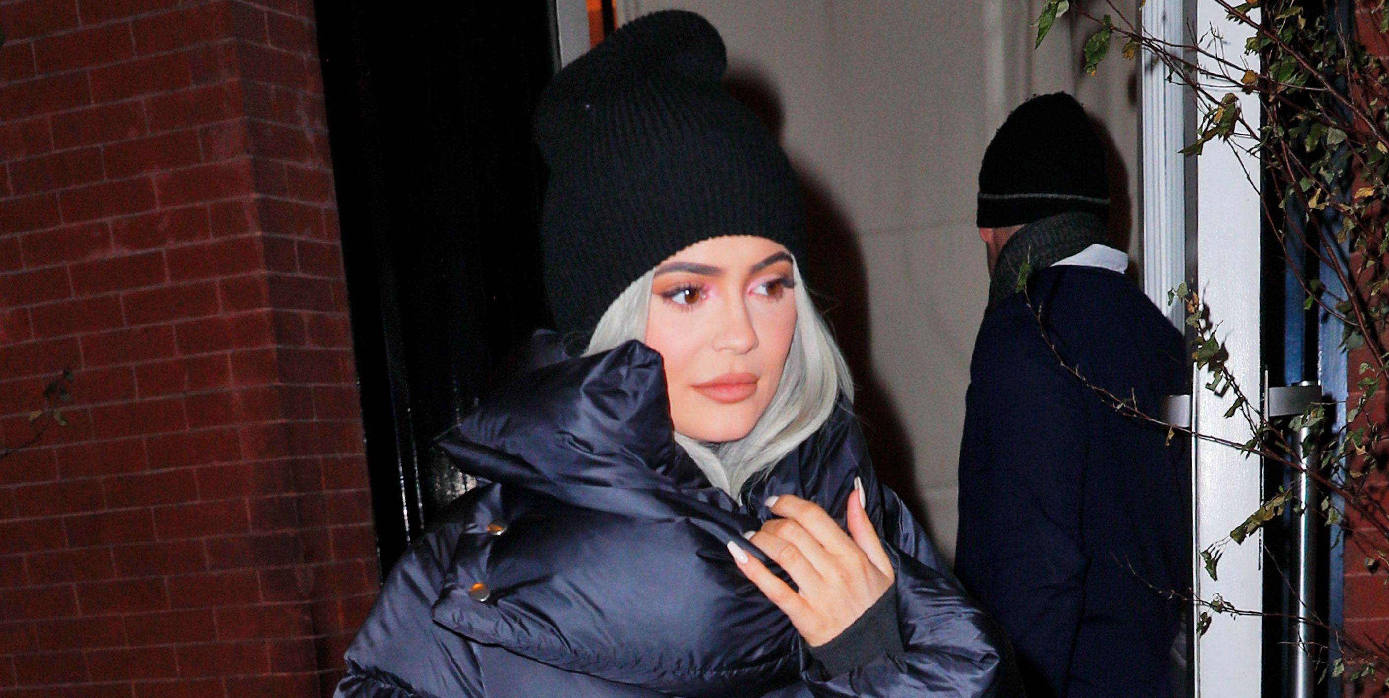 Kylie Jenner and Daughter Stormi Webster Wear Matching Head-to-Toe Outfits For Day in the Snow