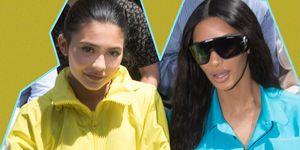 Kylie Jenner Kim Kardashian parfum lip