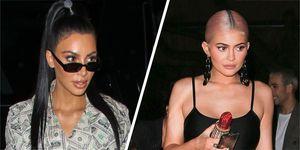 kim kardashian kylie jenner anastasia beverly hills party