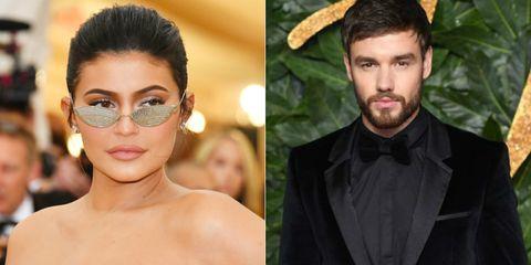 Kylie Jenner en Liam Payne