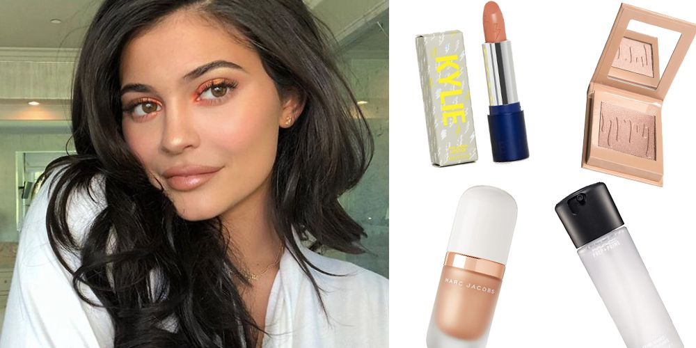 Kylie Jenner makeup products