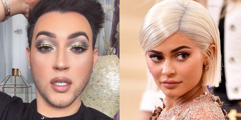 """Manny MUA released a """"brutally honest"""" review of Kylie Jenner's Stormi-themed makeup collection"""