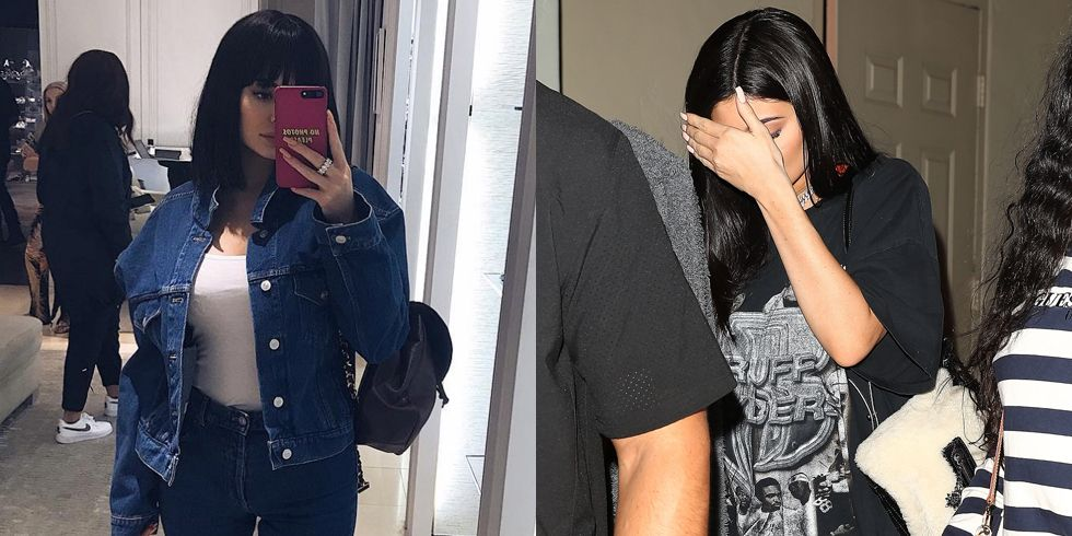 Everything Kylie Jenner Has Been Wearing This Summer to Possibly Hide a Baby Bump