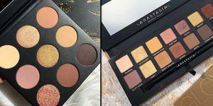 Kylie Cosmetics Sorta Sweet eyeshadow palette Anastasia Beverly Hills Soft Glam