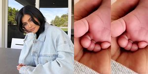 Kylie Jenner coos over Stormi's toes in adorable video