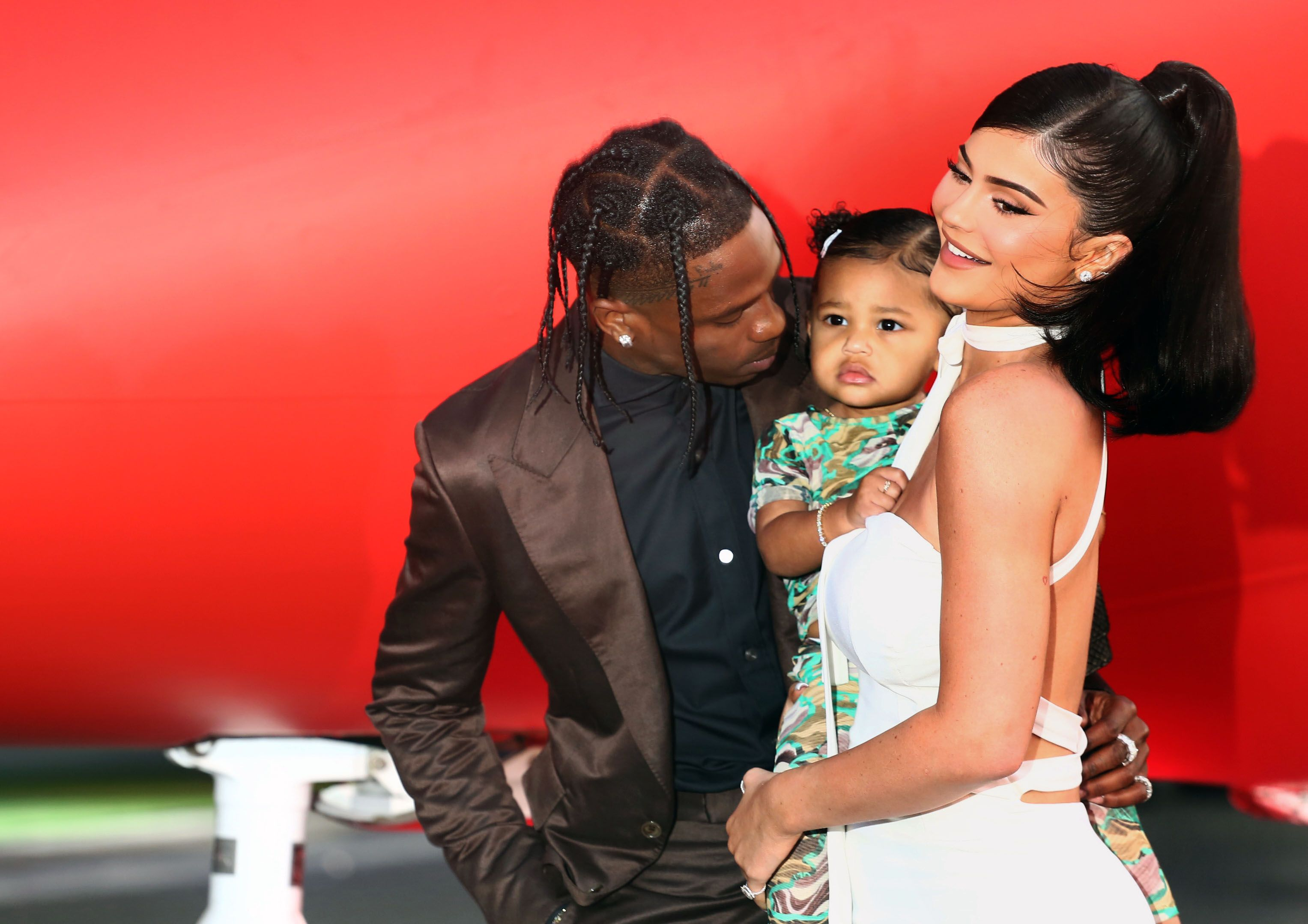 "Kylie Jenner's Daughter, Stormi, Thinks ""Rise and Shine"" Is a Travis Scott Song"
