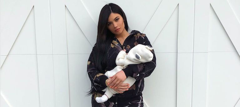Kylie Jenner and Travis Scott Take Baby Stormi Webster on ...