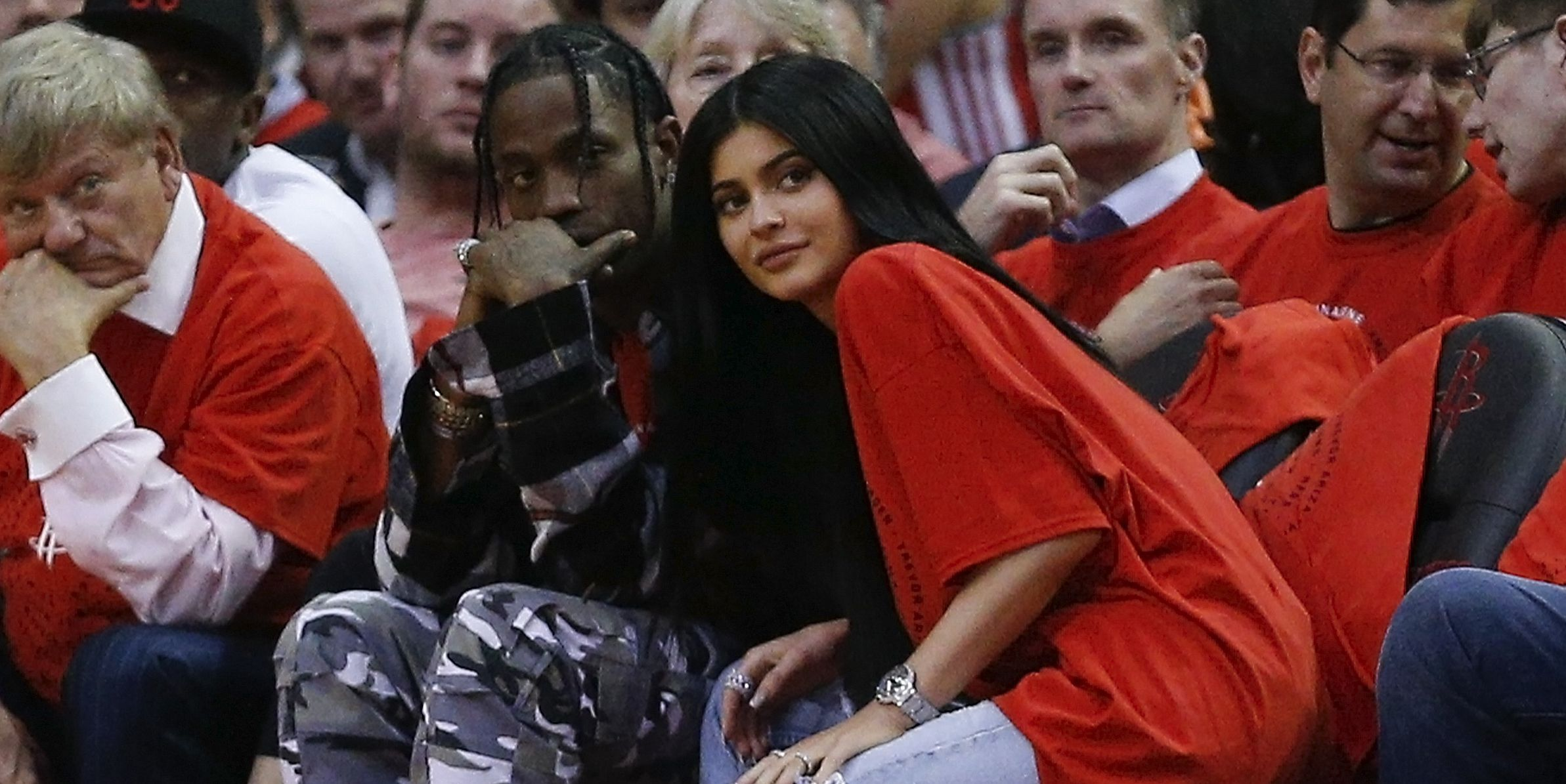 Was This The Day Travis Scott Found Out Kylie Jenner Was Pregnant?