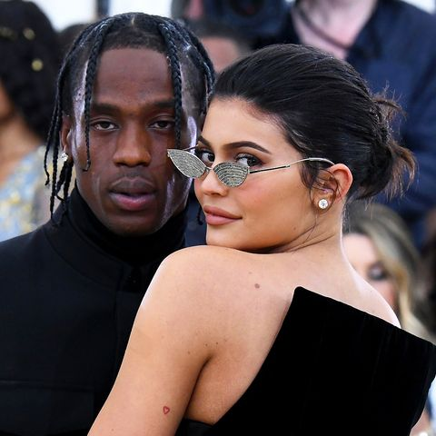 749a6ce78e0d Travis Scott is being thirsty on Kylie Jenner's Instagram amid cheating  rumours