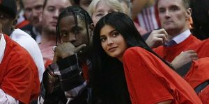 Kylie Jenner and Travis Scott celebrate birth of their daughter
