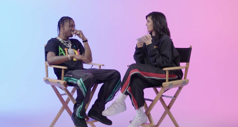 He had to take a quiz on all things Kylie, and let's just say he didn't kill it.