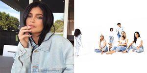 Kim Kardashian/Kylie Jenner