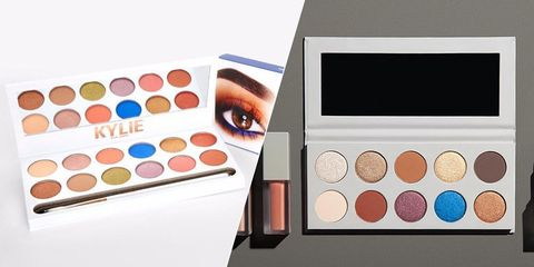 KKW Beauty and Kylie Cosmetics