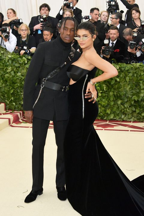 1730f7a1e58e A Definitive Timeline of Kylie Jenner and Travis Scott's Relationship