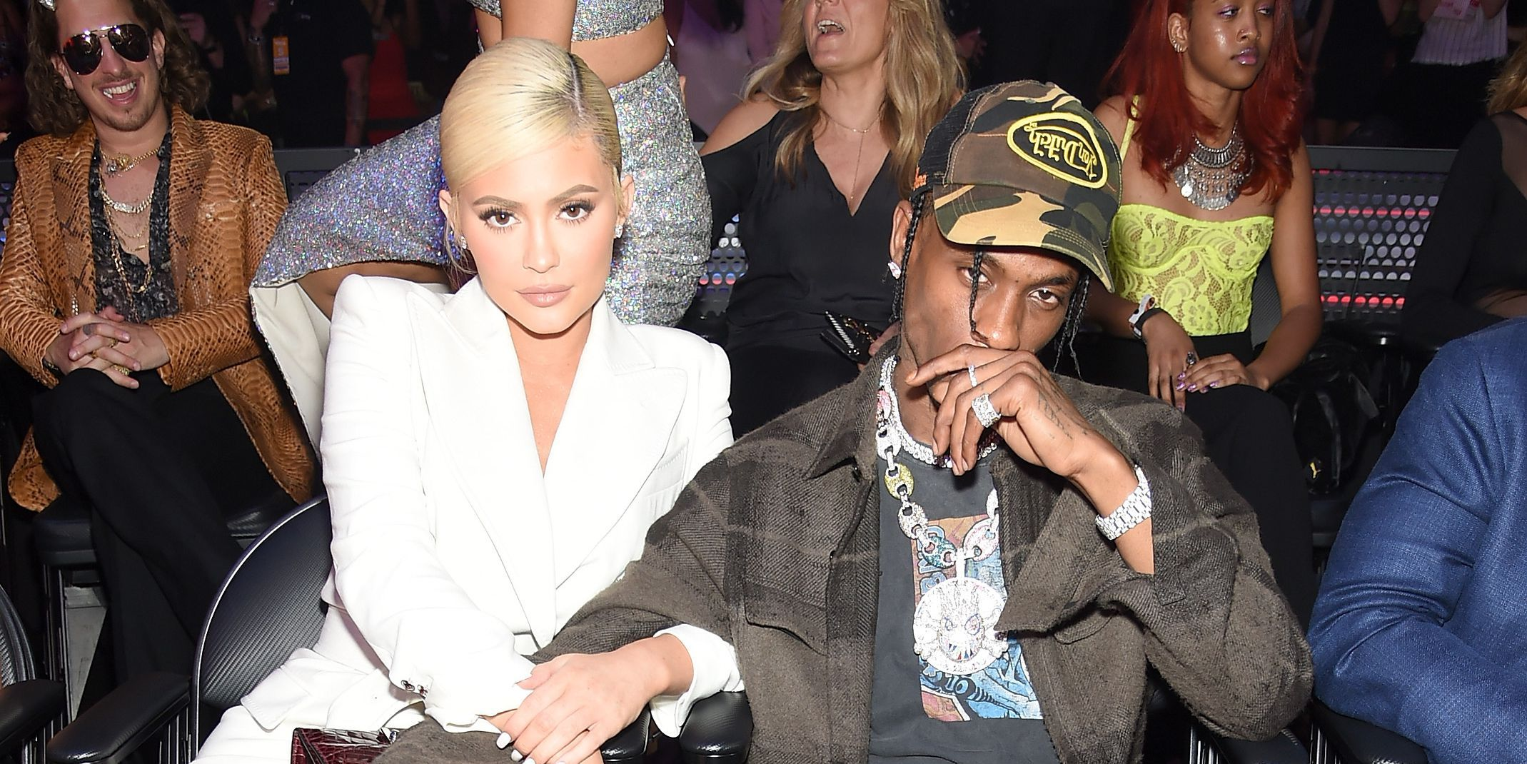Here's why everyone thinks Kylie Jenner and Travis Scott are already married… AGAIN