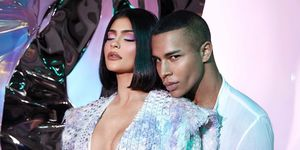 kylie-jenner-balmain-olivier-rousteing-make-up-collectie