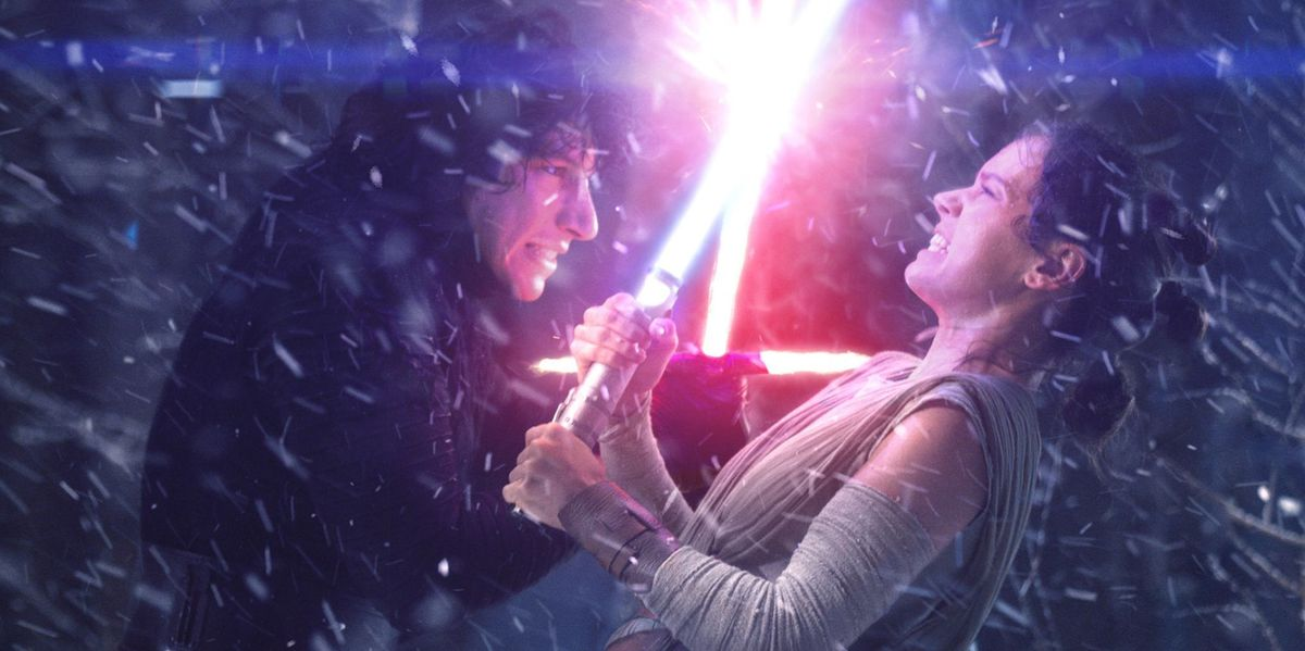 Star Wars How Rise Of Skywalker Fumbles Kylo Ren And Rey Moment