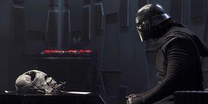 Darth Vader Kylo Ren