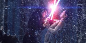 Star Wars Kylo Rey profecía