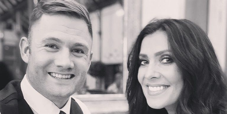 Coronation Street and Morning Live's Kym Marsh gets married