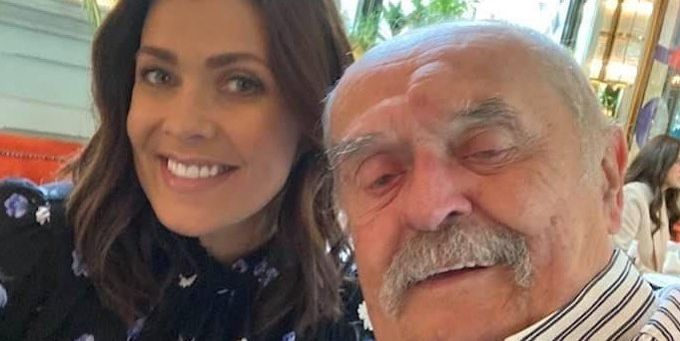 Coronation Street's Kym Marsh devastated as dad is diagnosed with incurable prostate cancer