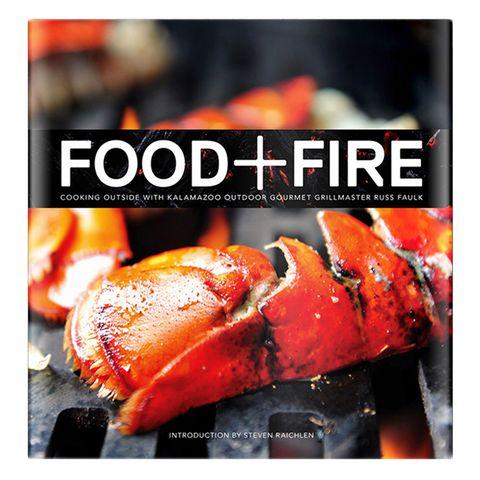 food fire grillmasters cookbook