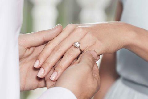 q1 そもそも、ダイヤモンドの輝きを美しく保つ秘訣は?