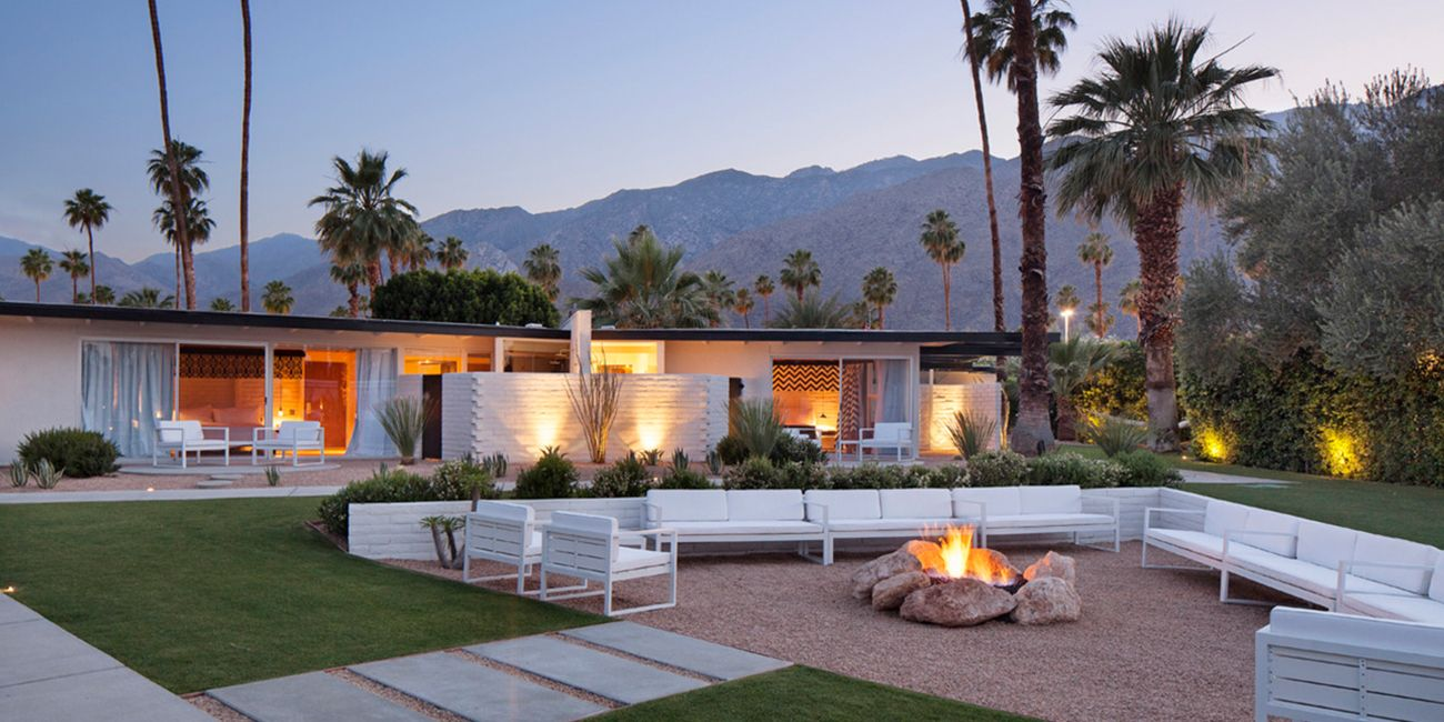 L'Horizon Hotel and Spa — Palm Springs, California