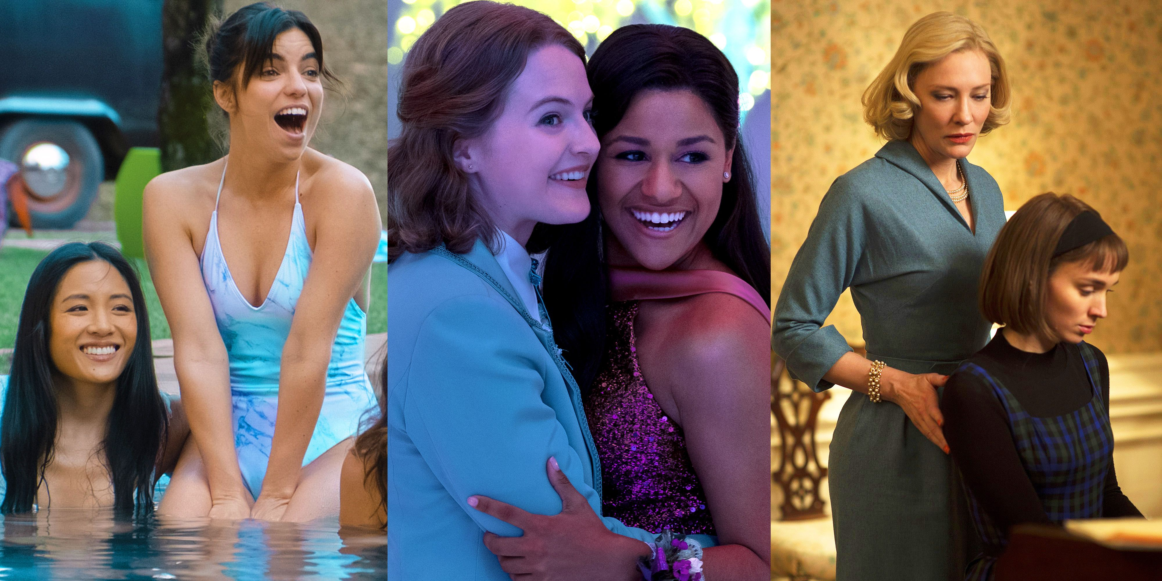 The Best Movies With Lesbian Characters on Netflix