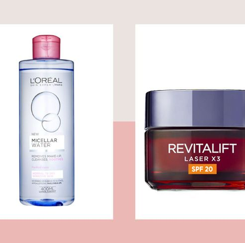 l'oreal anti ageing products