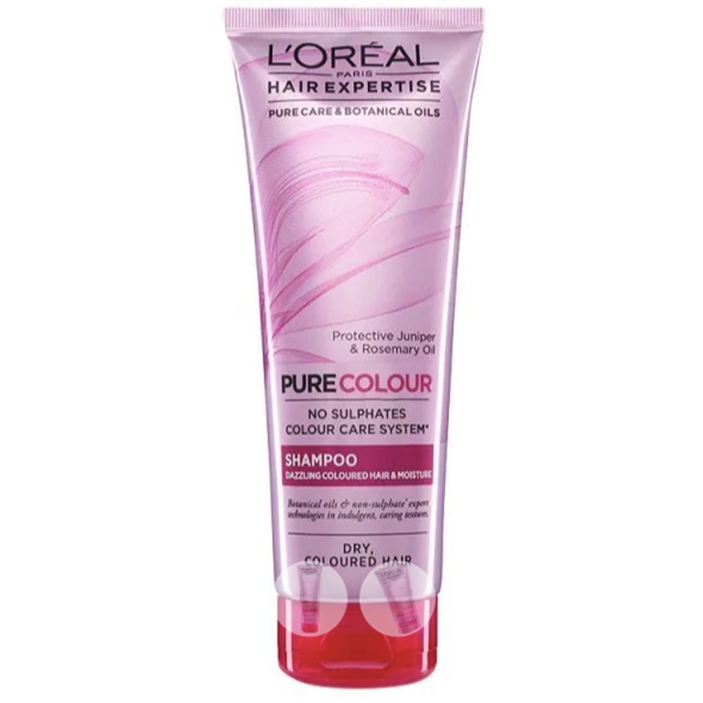 LOréal Hair Expertise Pure Dye Moisture Shampoo