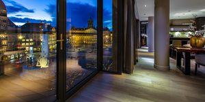 Wonen in Amsterdam - Dit huis kijkt uit op de Dam in Amsterdam