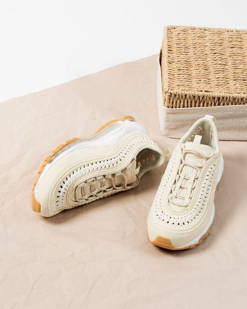 nike air max 97 lx  奶油焦糖編織鞋款上市