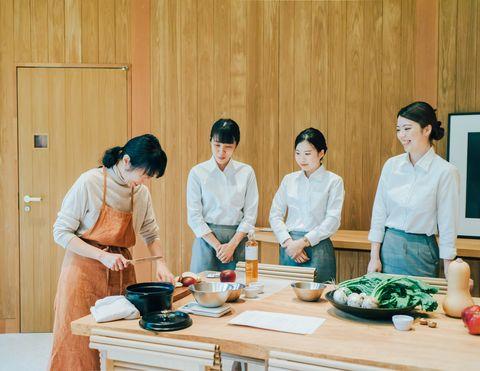 shishiiwa kitchen