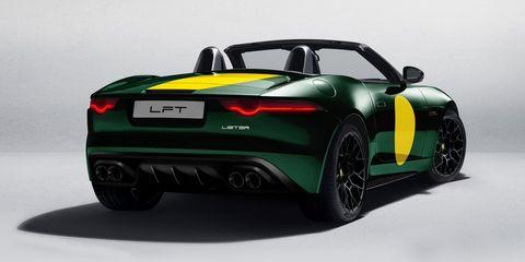 Land vehicle, Vehicle, Car, Automotive design, Sports car, Yellow, Convertible, Performance car, Supercar, Jaguar,