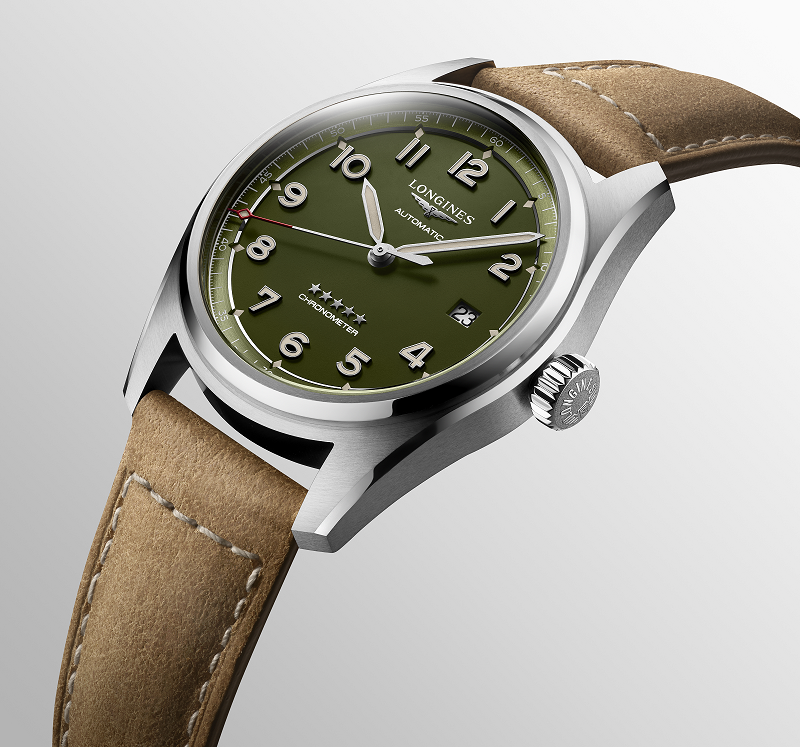 Your New Favourite Watch Is a Green One