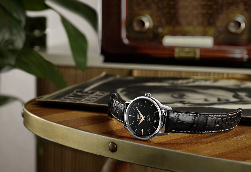 Longines' Upcoming Watch Is Your New Goes-With-Everything Piece