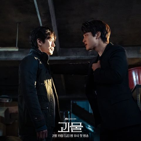 2021懸疑韓劇《怪物》劇情大綱