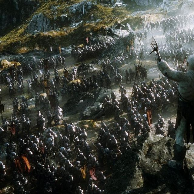 El hobbit 3 la batalla de los 5 ejercitos