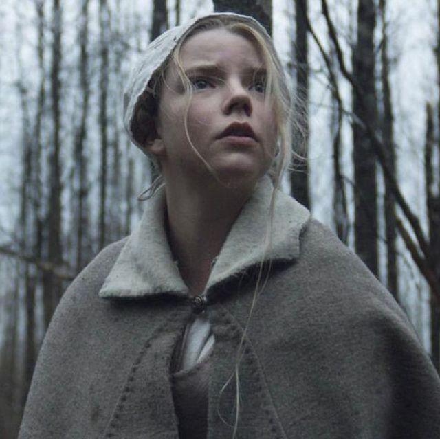anya taylor joy en una imagen de la bruja