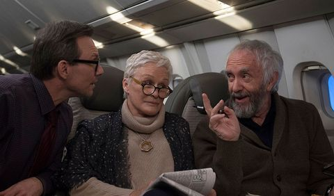 Glenn Close en 'La buena esposa'