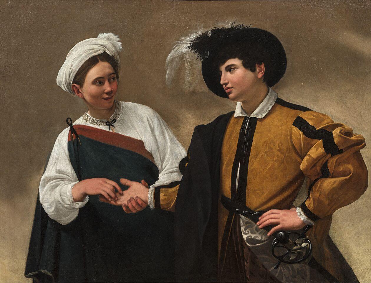 L'indecisione di Caravaggio, svelata dai raggi X